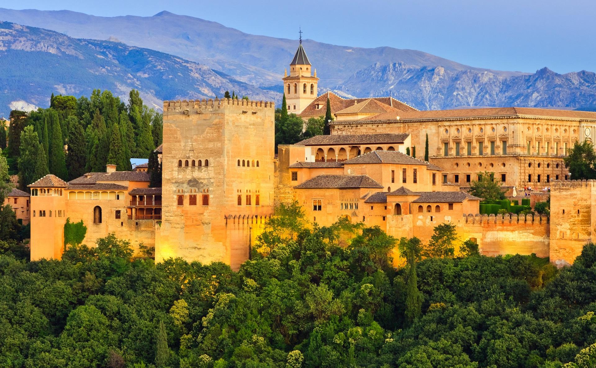 Rundreisen Andalusien Alhambra
