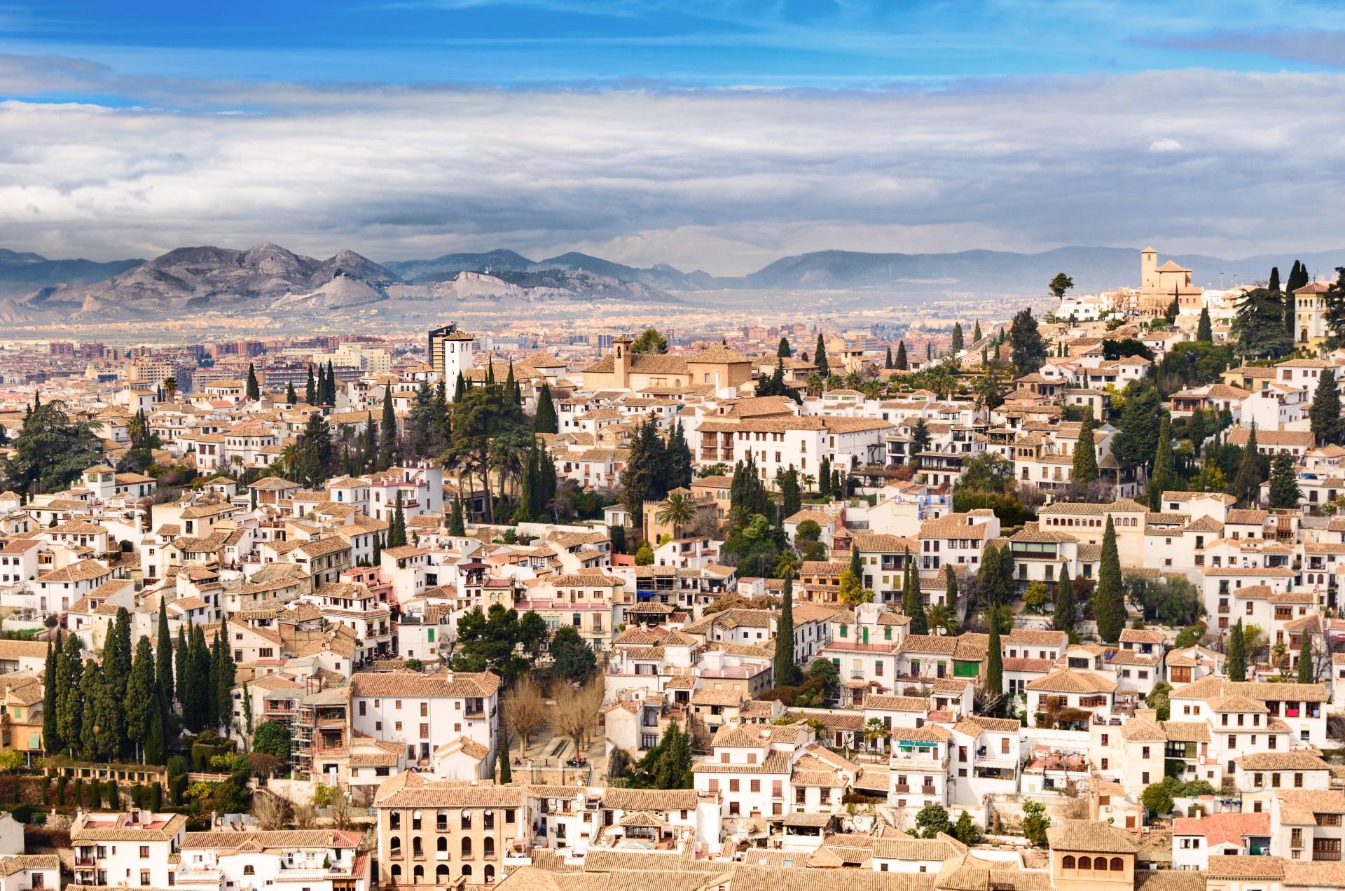 Rundreisen Granada Andalusien