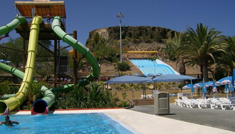 Wie gestalten Sie ihre Freizeit auf Gran Canaria? Vielleicht im Aqualand?