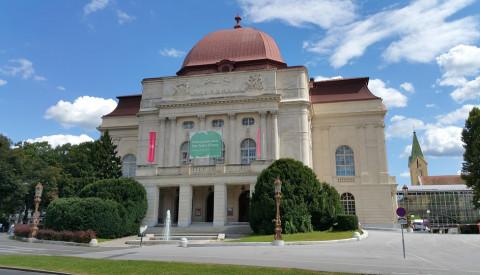 Auch die Grazer Oper trägt zur kulturellen Vielfalt bei.
