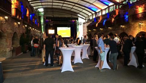 Das Schlossbergfestival gehört auch zu den besonderen Events in Graz.