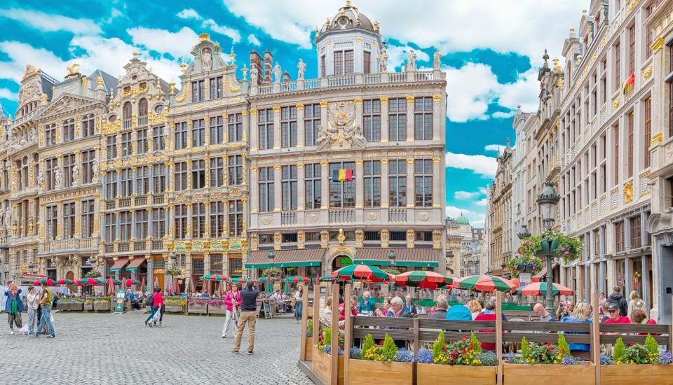 Grote Markt Brüssel