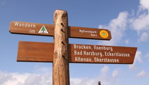 Harz Wanderwege Hexensteig