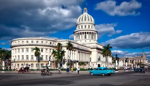 Der Petersdom war Vorbild für das Capitol von Havanna.