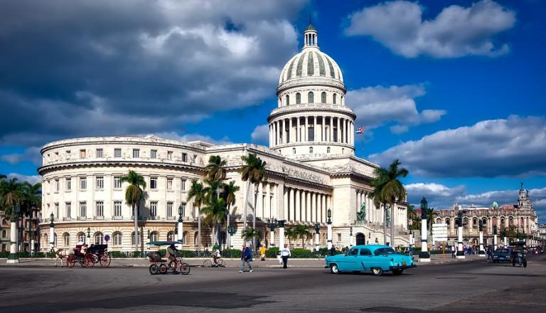 Havanna im Januar