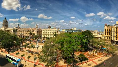 Die Altstadt von Havanna zählt zu den UNESCO-Weltkulturerben.
