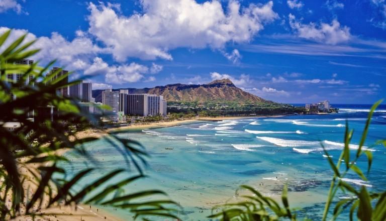 Reisen nach Hawaii Juni