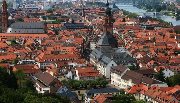 Heidelberg Heiligggeistkirche