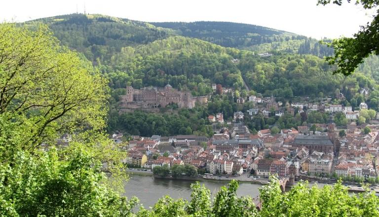 Heidelberg bietet viel Raum für Sport.