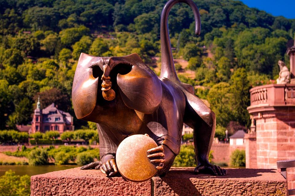 Heidelberg besitzt eine blühende Kulturlandschaft.
