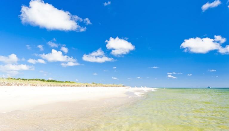 Polen-Ostsee-Strand