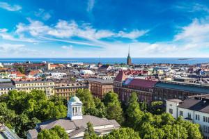 Helsinki-stadt