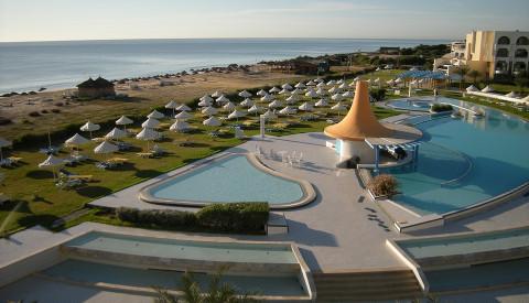 Stressfreier Hotelurlaub ist All Inclusive in Tunesien garantiert.