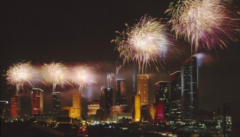 Veranstaltungen in Houston.