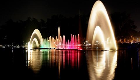Im Ibirapuera Park finden regelmäßig Veranstaltungen statt. Sao Paulo