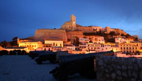 Die Nächte auf Ibiza sind lang.