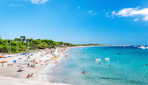 Luxusurlaub auf Ibiza