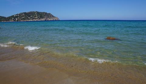 ibiza strand meer natur