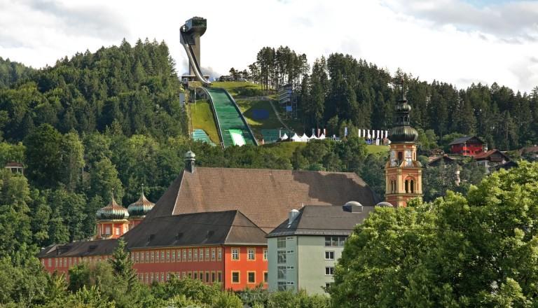 Sport in Innsbruck.