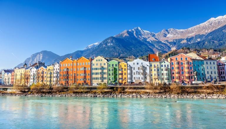 Innsbruck Städtereisen
