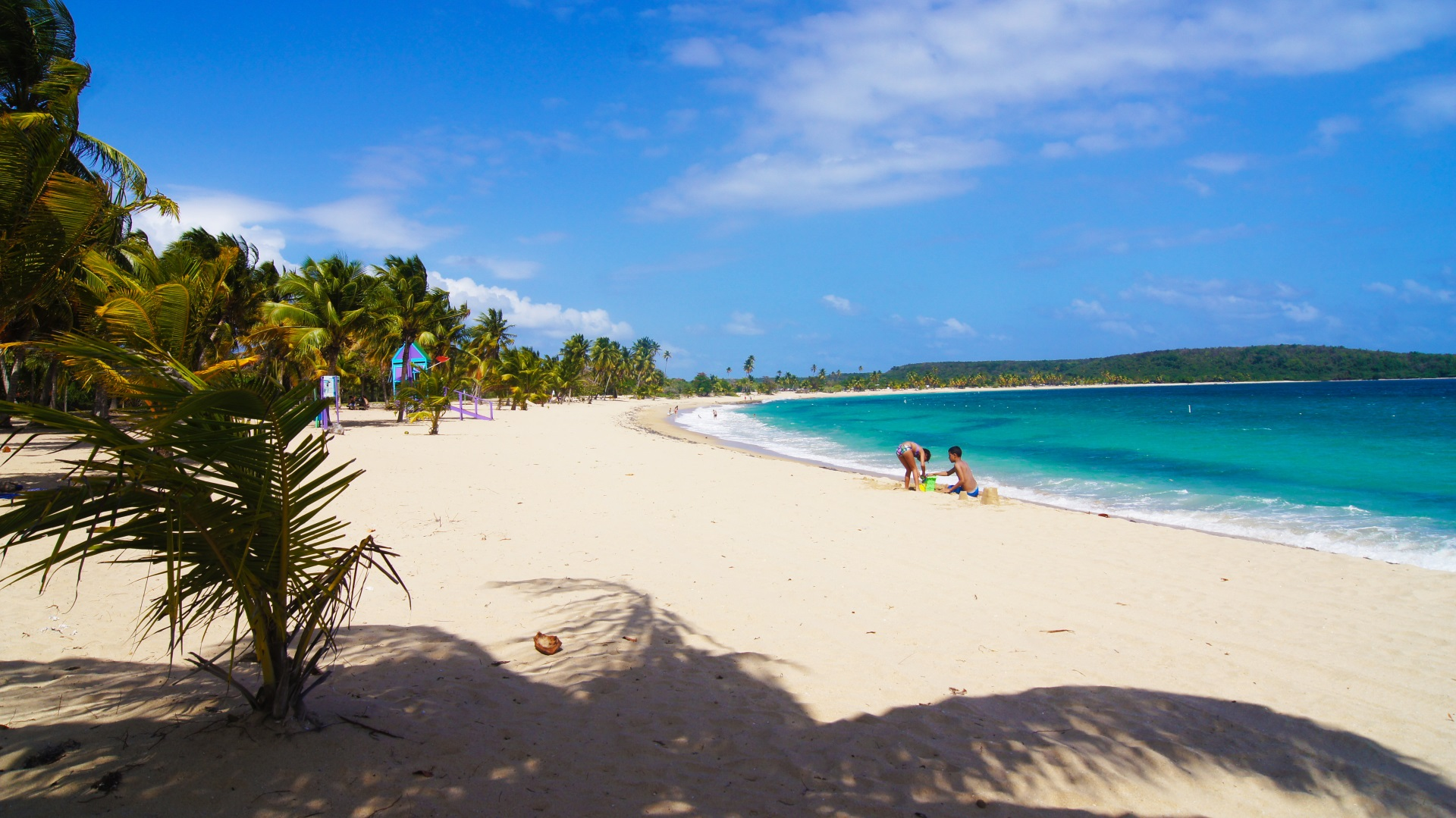 Insel Vieques in Puerto Rico