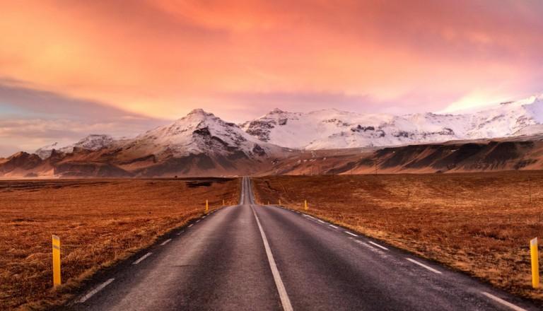 Island Wüste