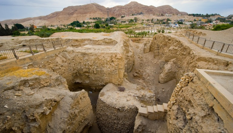 Jericho Israel Rundreisen