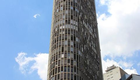 Wolkenkratzer Sao Paulo