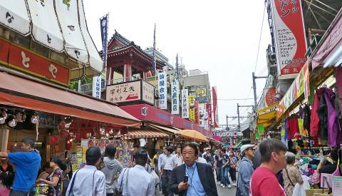 Tokio Stadtteile