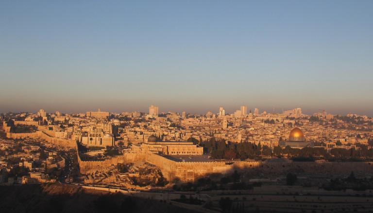 Jerusalem - Die heilige Stadt Städtereisen