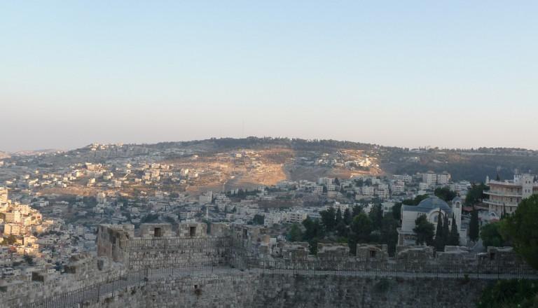 Stadtteile von Jerusalem