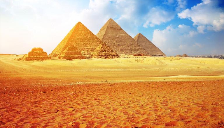 Kairo Städtereisen Gizeh