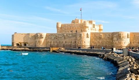 Festung Alexandria Weltwunder