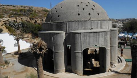 Die antiken und modernisierten Thermen von Kalithea