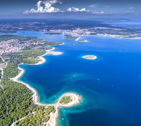 7 Tage Kroatien inkl. Flug, Transfer & Frühstück