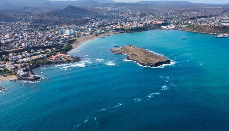 Praia - Die Haupststadt von Kap Verde. Reisen.