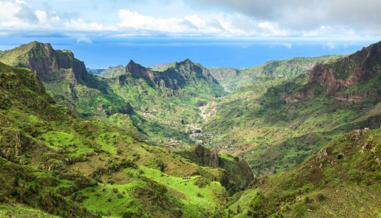 Sierra Malagute Santiago Kap Verde Reisen
