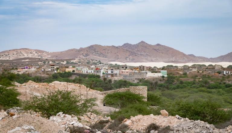 Deserto Viana Kap Verde