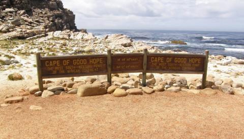 Kap der guten Hoffnung in Südafrika