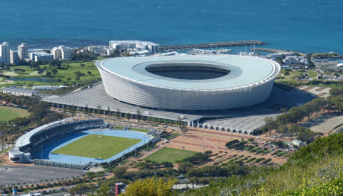 Kapstadt ist nicht erst seit der Fußball-WM eine Sportstadt.
