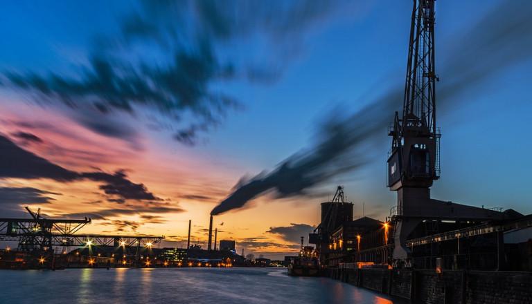Karlsruhe Hafen
