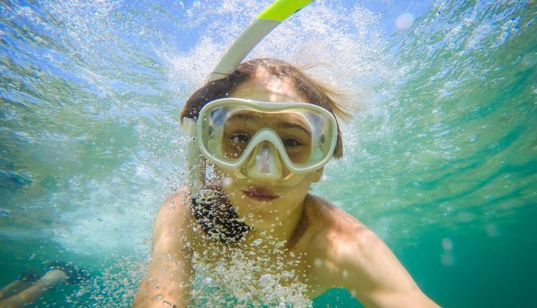Kidner im Cluburlaub in Kroatien