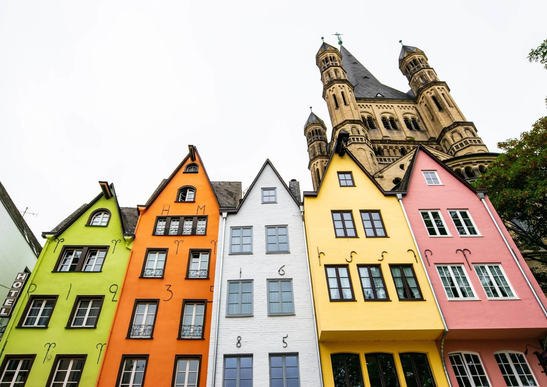 Belgisches Viertel Köln