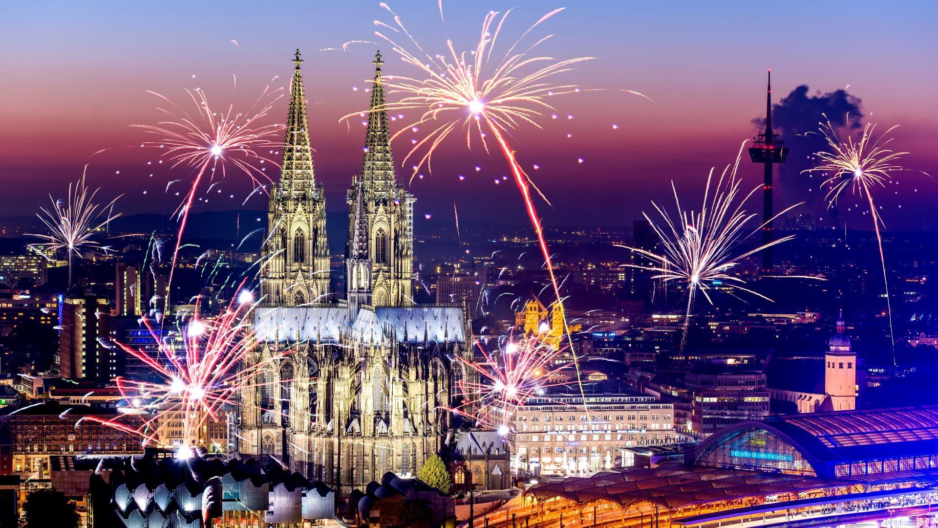 Köln Silvester