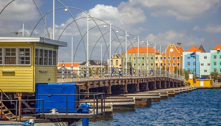 Königin Emma Brücke Curacao