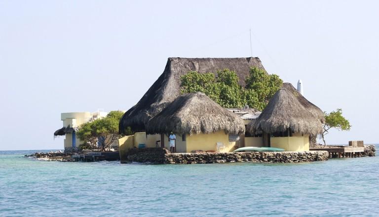 Auf den Rosario Inseln befindet sich das Oceanarium.