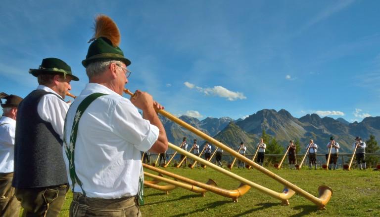Konzert in Allgäu