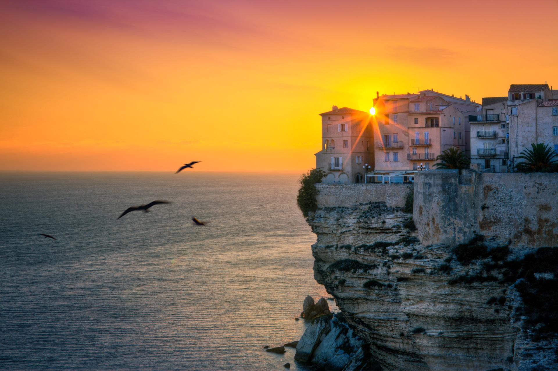 Korsika Bonifacio Reisen