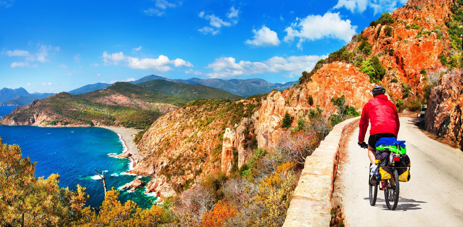 Sport auf Korsika.
