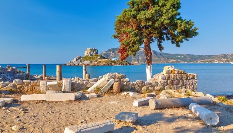 Agios Stefanos auf Kos.